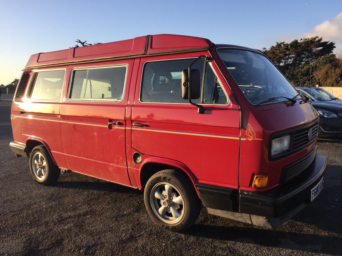 Presenting Our Little Red Volkswagen Van Red Van Travels